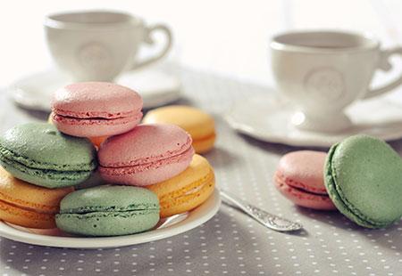 Pařížské cukrárny